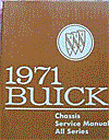 1971 Buick Chassis Manual