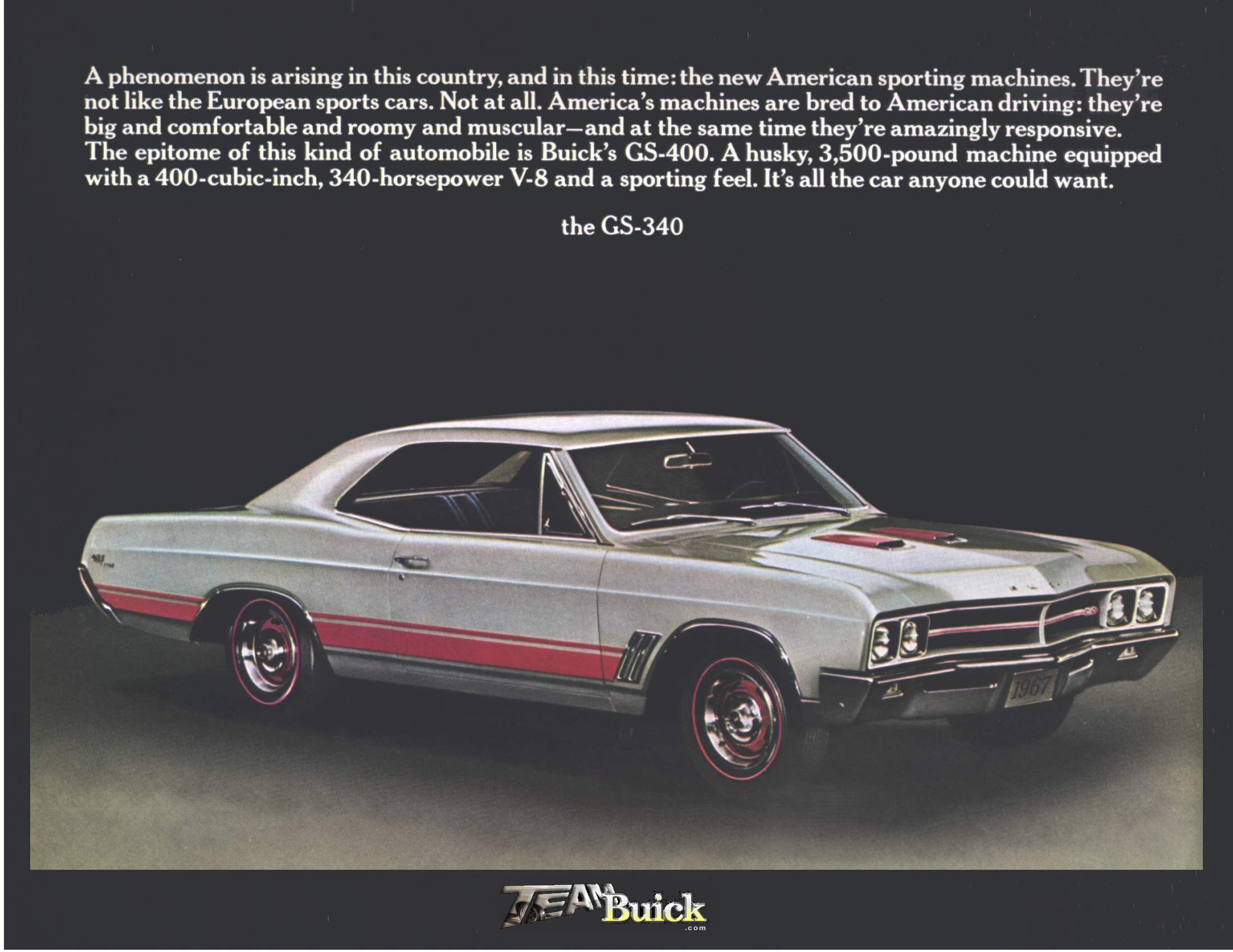 1967 Buick GS340
