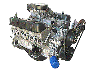 General Specifications For The 215 Cubic Inch V 8