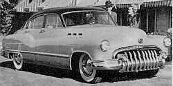 '50 Super 4dr