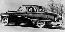 51 Deluxe Sedan