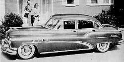 '52 Roadmaster Sedan
