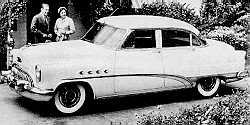 '53 Roadmaster Sedan