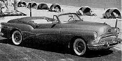 '53 Roadmaster Skylark Convertible
