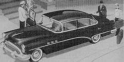 '54 Super Sedan