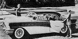 '55 Century 4dr Riviera