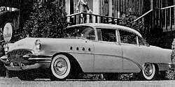 '55 Roadmaster Sedan