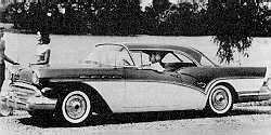 '57 Century Convertible