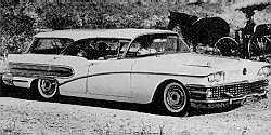 '58 Century Wagon