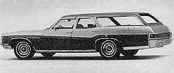 '70 Sportwagon
