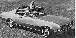 '72 Skylark 350 sun coupe