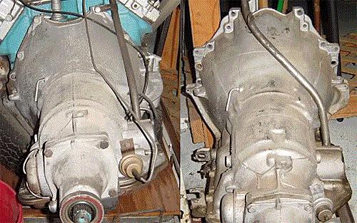 BOPC TH350 and Dual Pattern
