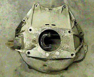 Buick Manual Transmission Bell Housing