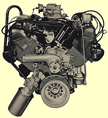 buick special 215 - 300 lightweight engines
