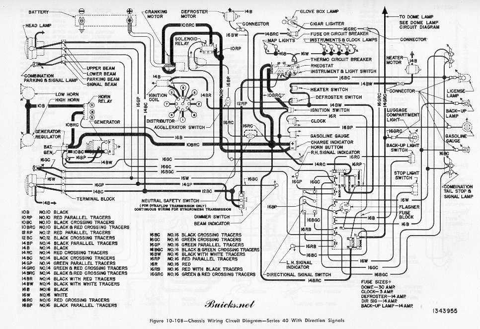 buick lacrosse wiring diagram 1951 buick chassis wiring diagram series 40 with direction signals 2007 buick lacrosse wiring diagram 1951 buick chassis wiring diagram