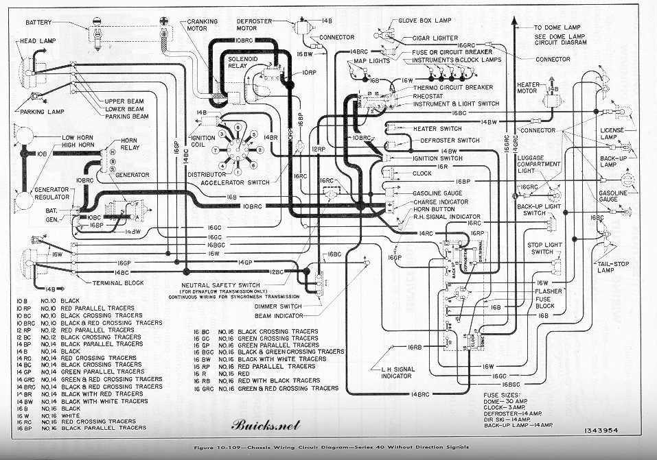 1955 buick wiring diagram wiring schematic diagram 1955 buick wiring diagrams hometown buick