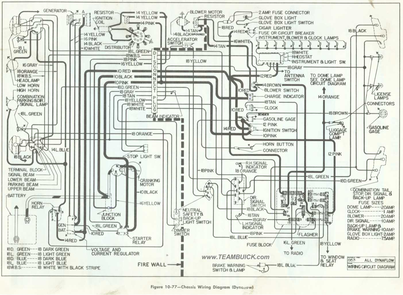 1957 Buick Wiring Diagram Reinvent Your 2000 Diagrams Rh Teambuick Com 1969 1998 Regal Vehicle