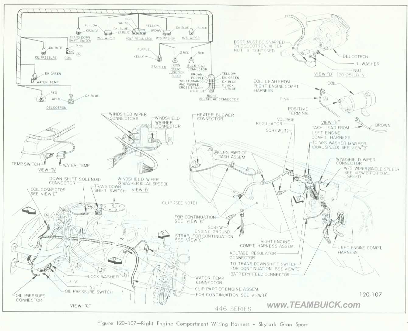 66 Buick Skylark Wiring Diagram on 1958 cadillac eldorado wiring diagram