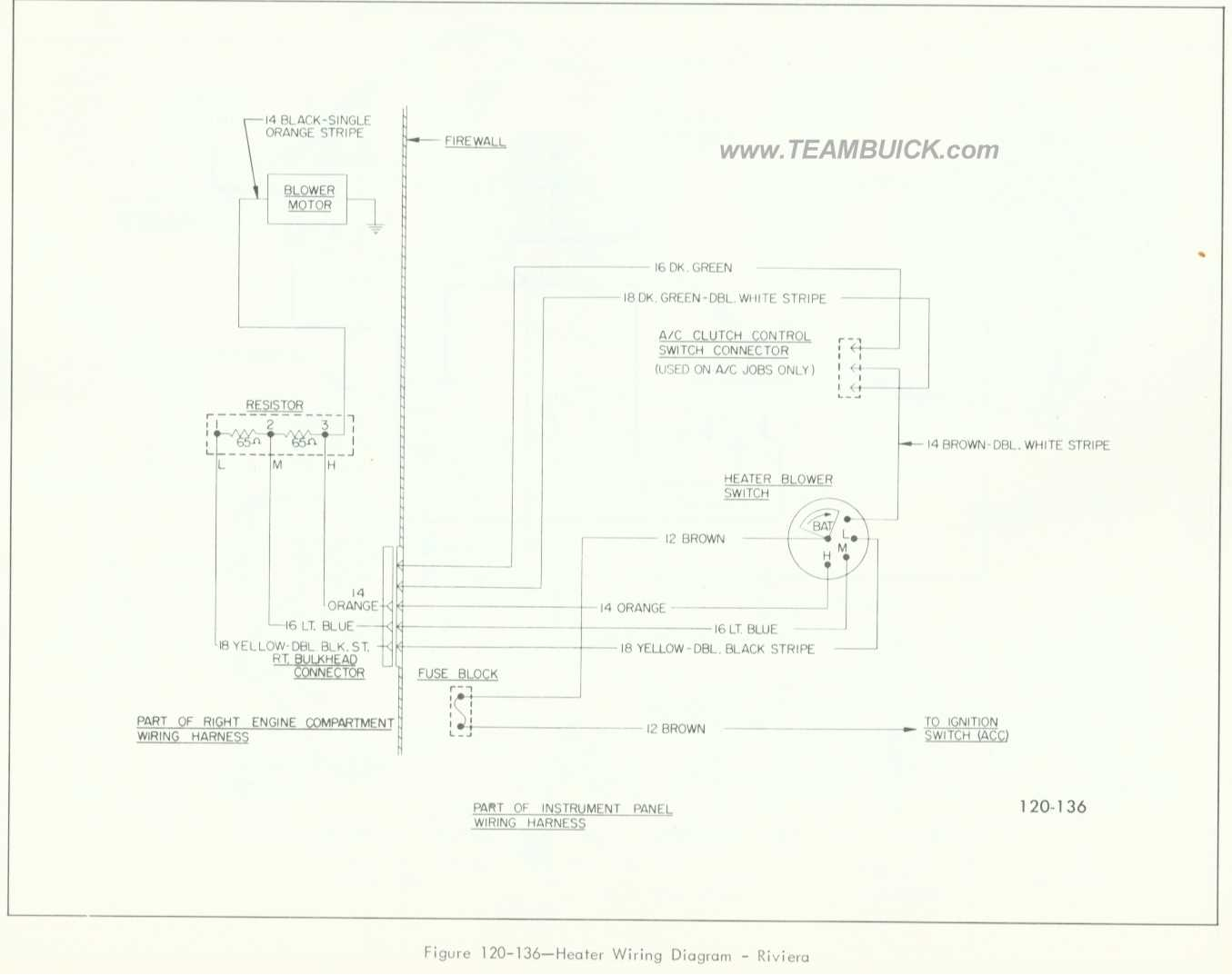 1966 Buick Skylark Wiring Diagram Electrical Schematics Diagrams Gs400 Riviera Circuit Connection U2022 Frame