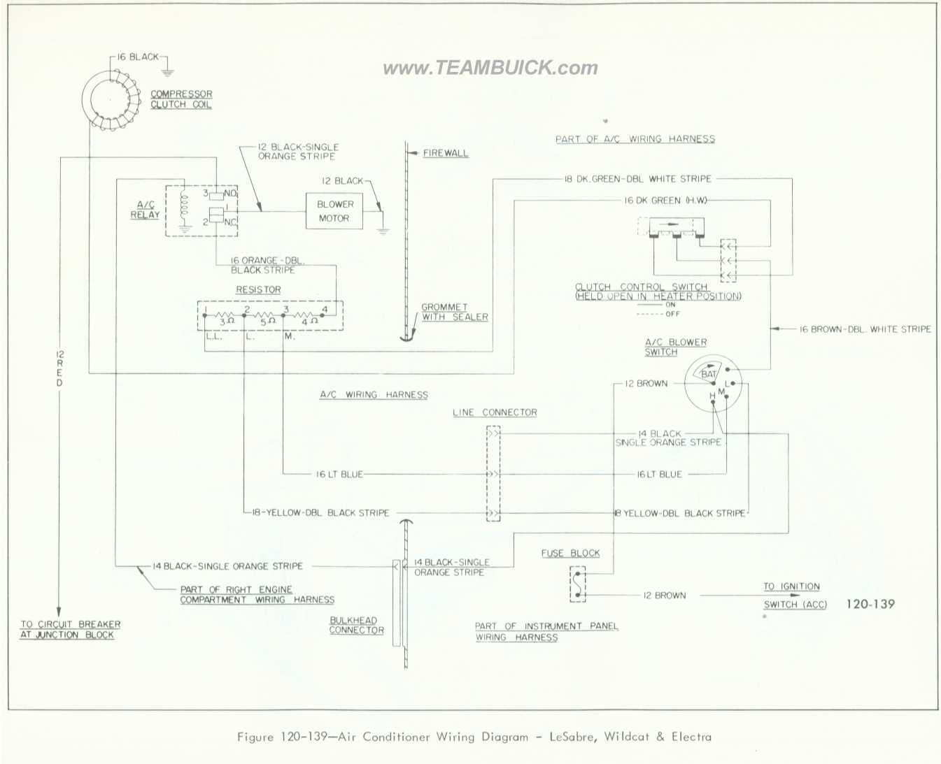 1967 Buick Lesabre Wiring Diagrams 1966 Wildcat Diagram Reinvent Your Electra Air Conditioner Rh Teambuick Com 225 1964