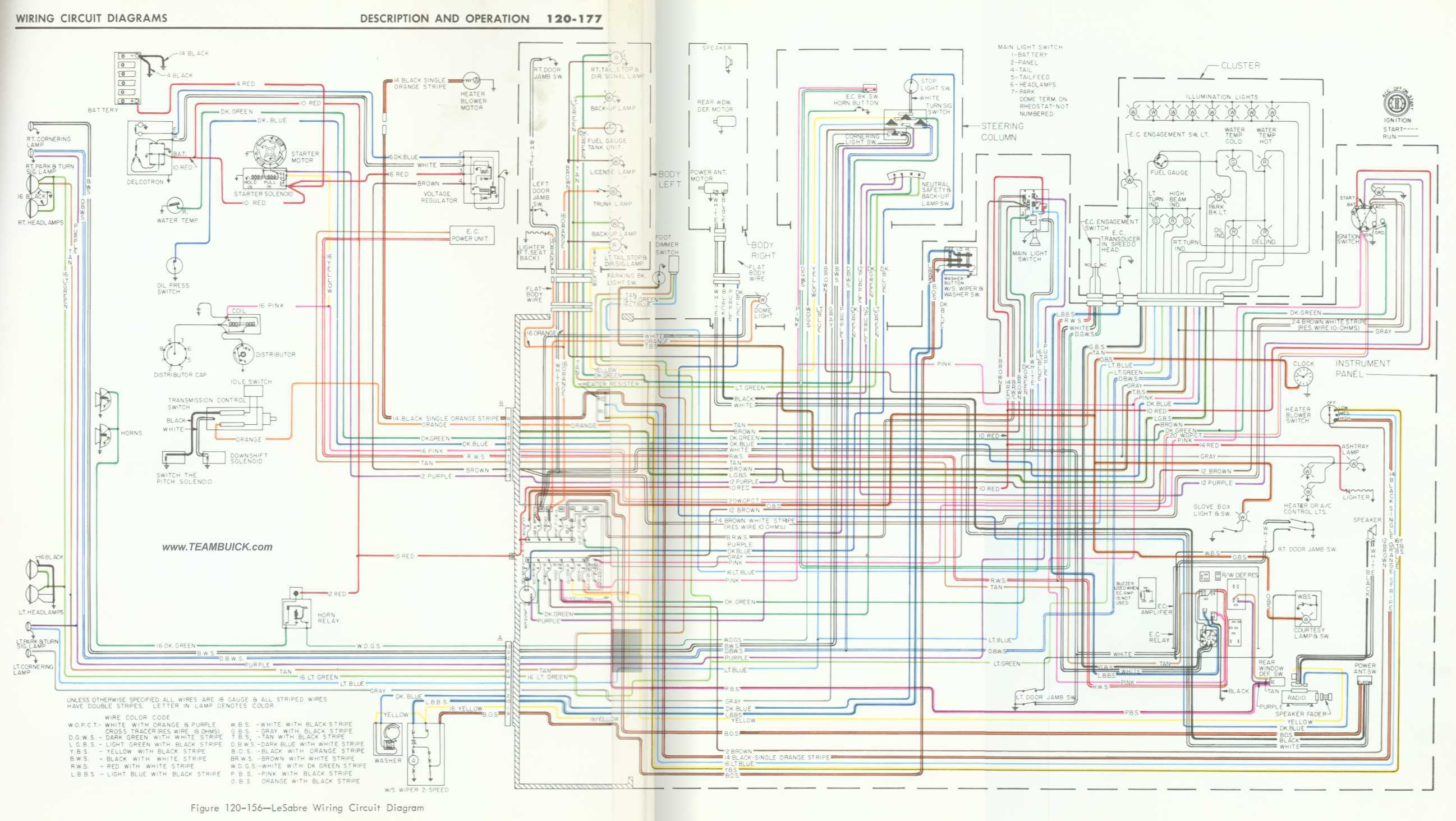 1966 Buick Lesabre Wiring Diagram Right Click To Save Your Computer