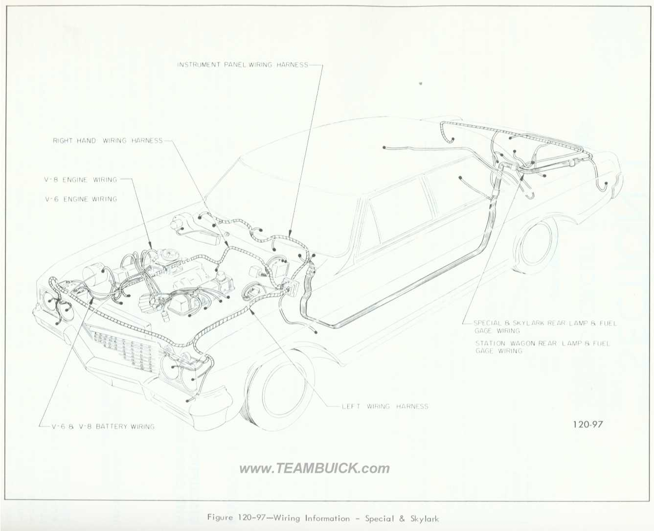 1966 Buick Riviera Wiring Diagram Trusted 88 Oldsmobile Diagrams The Old Special Free Download Car Automotive
