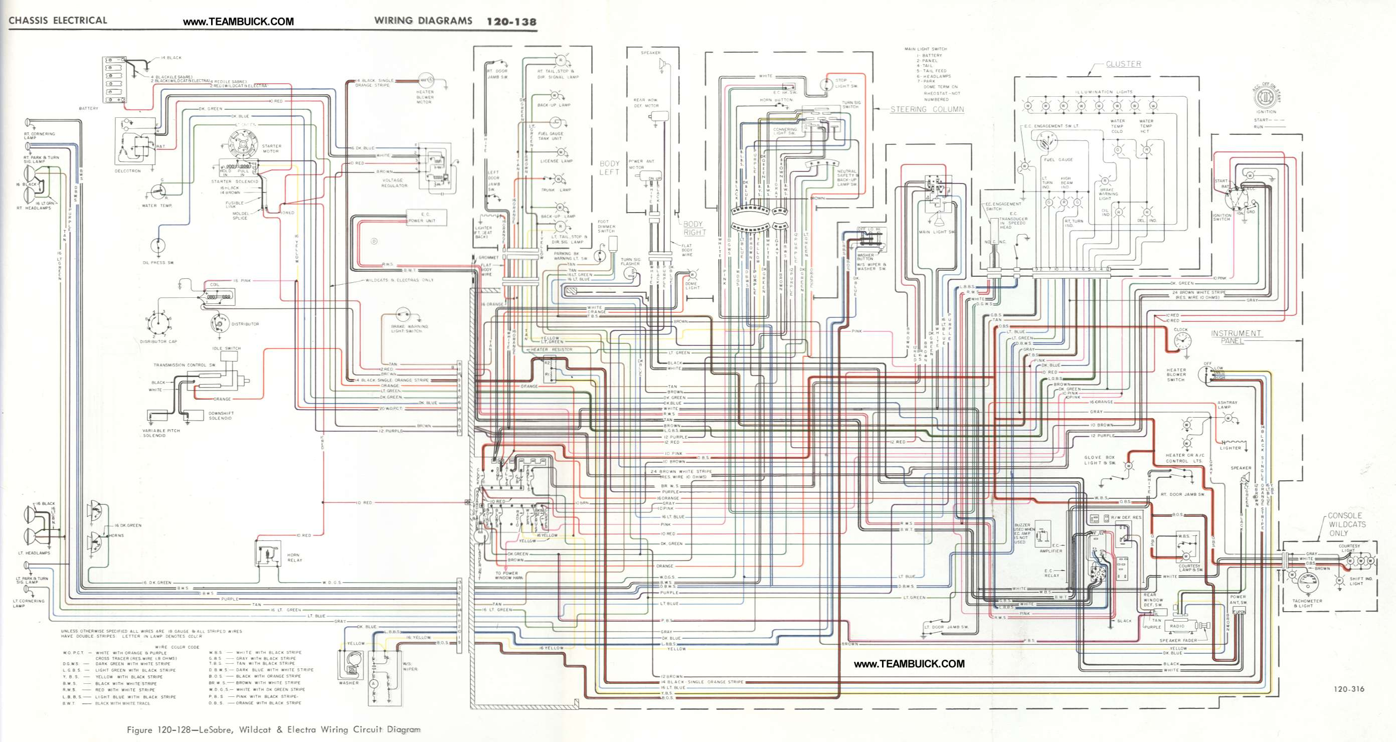 Buick Electra Wiring Diagram Great Design Of 53 Schematic